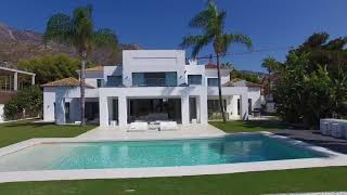 Luxury Villa in Sierra Blanca Marbella - www.mullerproperty.net -