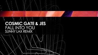 Скачать Cosmic Gate JES Fall Into You Sunny Lax Remix