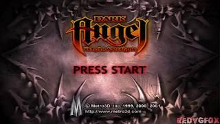 Dark Angel: Vampire Apocalypse - Gameplay Sample [PS2 HD PCSX2]