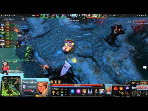 SNA vs NoT - Dota 2 Champions League - Game 1