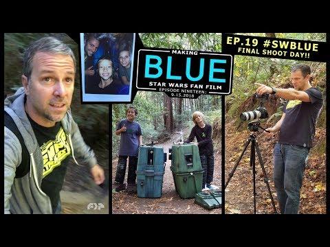 Making BLUE Ep.19: Star Wars Short Film