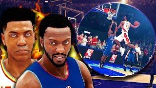 NBA 2K19 Prelude Ep 4 - 6'6 Pure Shot Creator Attributes / 40pt Game vs NBA Stars