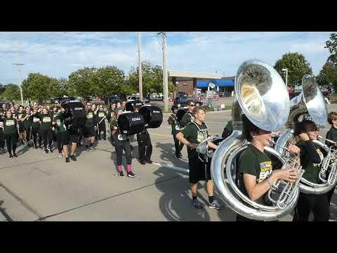 FZN Homecoming Parade Marching Band 10-5-19 O'fallon MO