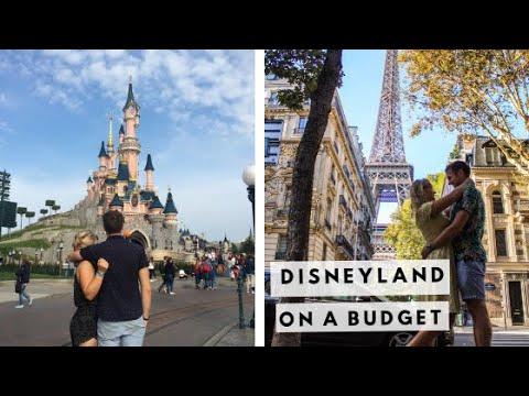 Budget Guide to Disneyland Paris | Trip to the Magical Kingdom | highlands2hammocks travel vlog