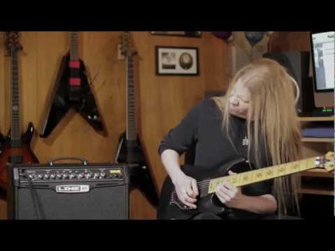 Jeff Loomis Shreds On a Spider IV 75 | Line 6
