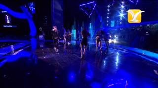 Arsenium, Rumadai, Festival de Viña 2014, Competencia Internacional