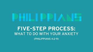 The Mind of Peace (Philippians 4:2-9)