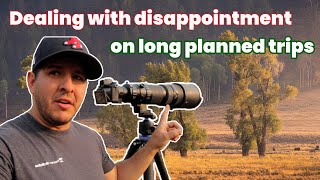 The Problem with Planning Photography Trips