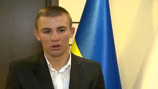Александр Хижняк, чемпион мира по боксу. Об итогах выступлений в 2017 году