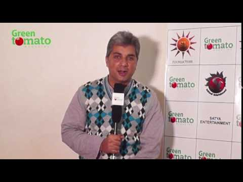 """BOLLYWOOD ACTOR """"VARUN BADOLA""""-BEST WISHES TO OUR GREEN TOMATO/JUMPING TOMATO MARKETING PVT LTD"""