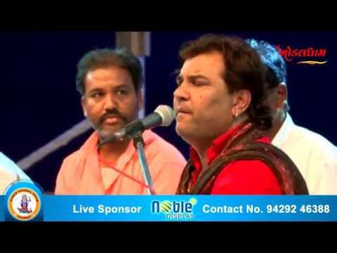 Kirtidan Gadhvi - Khodaldham Kagvad Mahotsav - Bhavya Lok Dayro - 2017