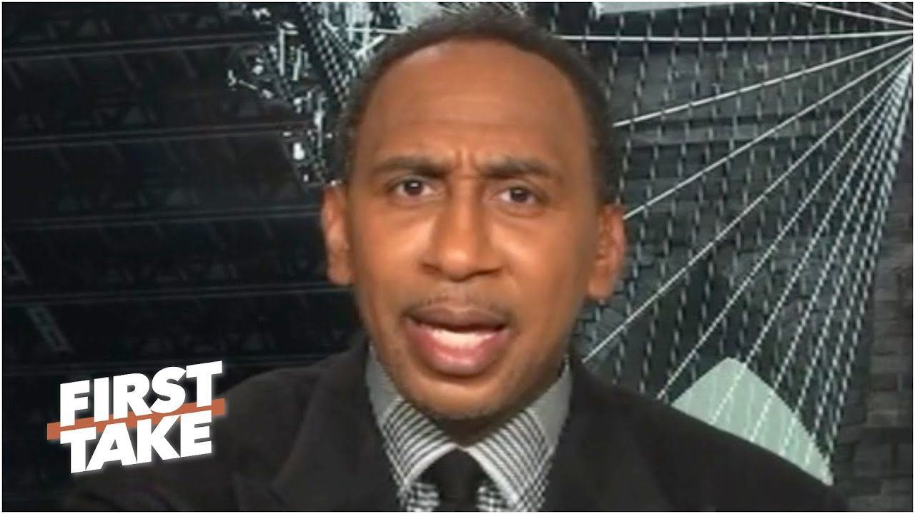 Stephen A. gets fired up about the prospect of all 30 NBA teams returning | First Take