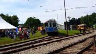 The MBTA Blue Line Cars