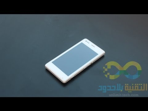 نظرة على الهاتف Sony Xperia M