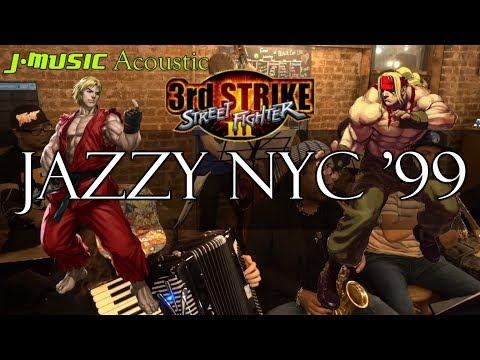"""Jazzy NYC"
