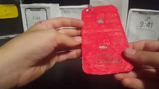 Айфон из бумаги   Мои телефоны из бумаги