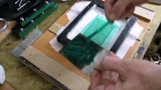 видео РадиоКот :: Печатаем плату.
