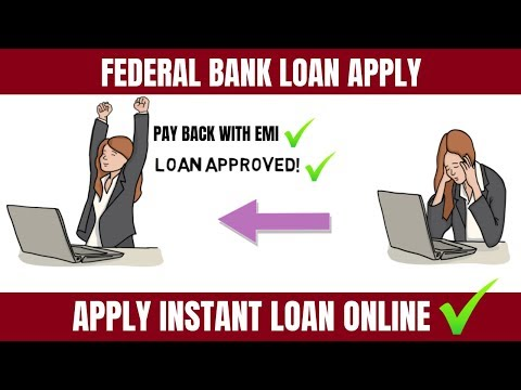 federal-bank-instant-loan-apply-|-how-to-apply-personal-loan-in-federal-bank
