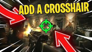 R6S HOW TO GET A CUSTOM CROSSHAIR IN RAINBOW SIX SIEGE! (2019)