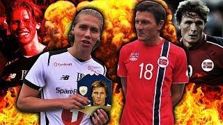 AMATØR MOT NORSK FOTBALL LEGENDE!! 💥 FRODE JOHNSEN MOT RANDULLE!!