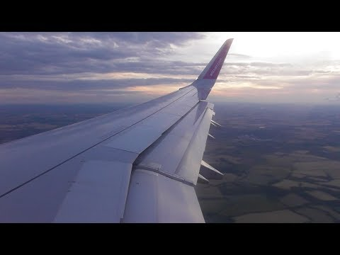 Wizz Air Airbus A321-231 | Gdansk to London Luton *FULL FLIGHT*