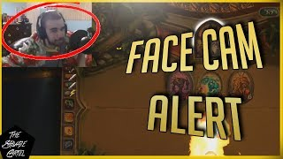 HEARTHSTONE: OMG I GOT A FACE CAM NOW!!!