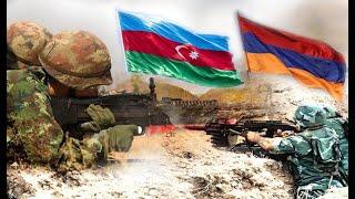 Азербайджанский спецназ в огневом контакте с сепаратистами в Карабахе. #Шуша #Карабах #война