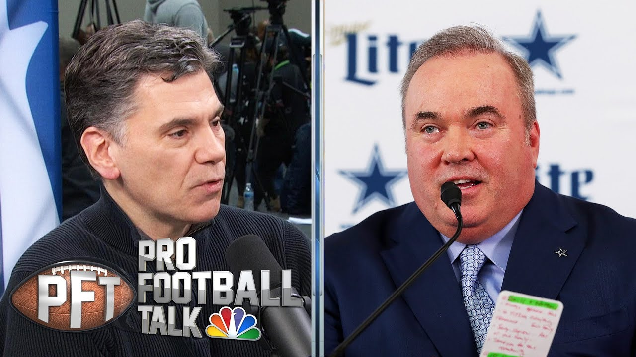 Mike McCarthy impressed by Dak in film study (FULL INTERVIEW) | Pro Football Talk | NBC Sports MyTub