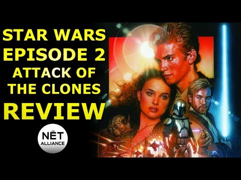 Was Star Wars Episode 2: Attack Of The Clones Good? - Star Wars Movie Review