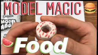 How to use Model Magic w/ Easy FOOD Project Step by Step Tutorial #modelmagic YouTube