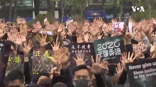 香港抗争新动向 组织工会是出路?