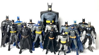 Batman Action Figure Collection!