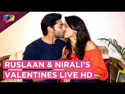 Ruslaan Mumtaz And Nirali Mehta's Valentines Special With India Forums | Exclusive HD