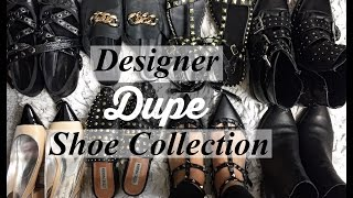 Designer Shoe Dupe Collection/Recommendations