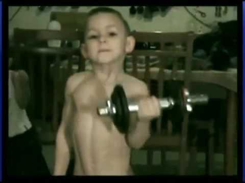 Menino mais forte do mundo com 5 anos entra para guinness book youtube altavistaventures Images