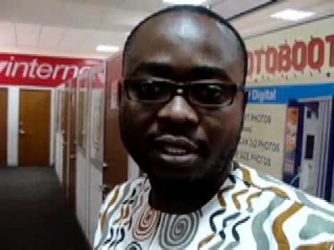 Visit of Busy Internet in Ghana - Accra by Thomas Akumiah