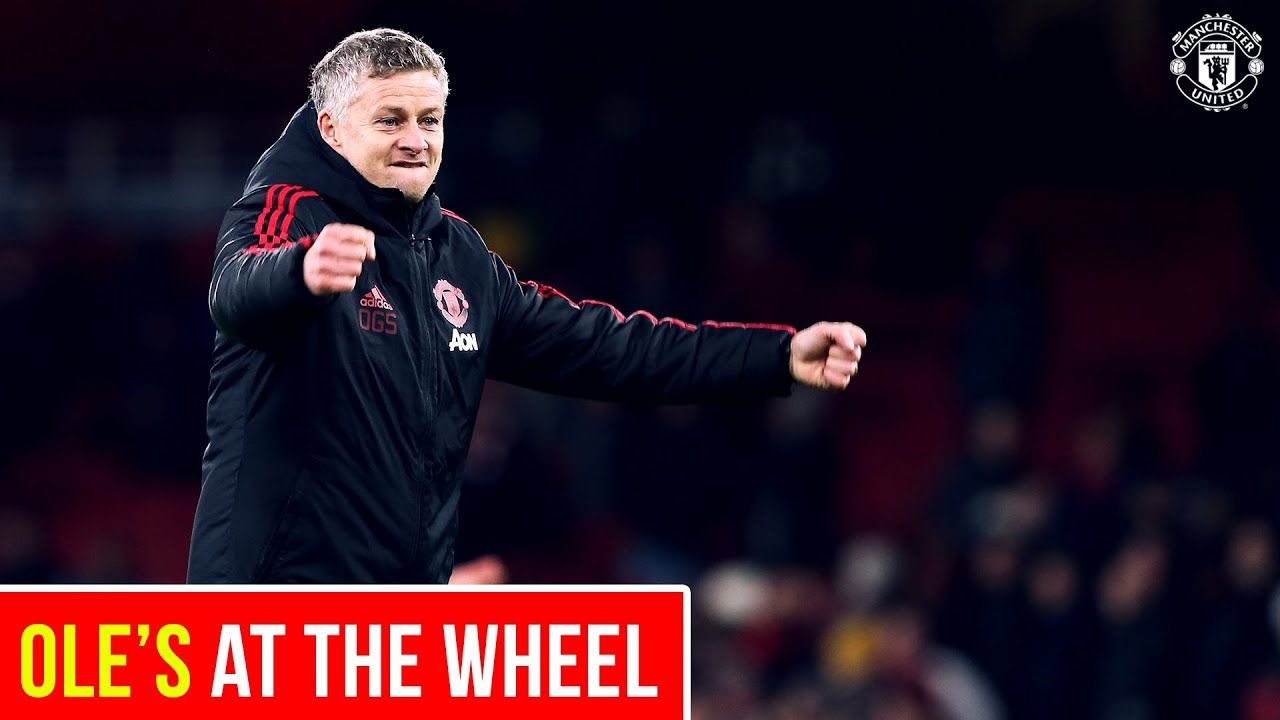 Ole's At The Wheel | Manchester United Chants | Ole Gunnar