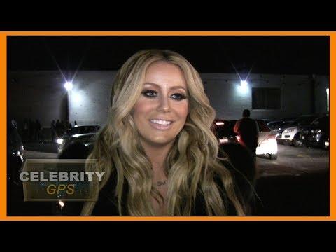 Aubrey O'Day had an affair with Donald Trump Jr. - Hollywood TV