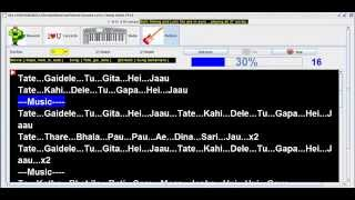 Tote Gaidele | Gapa Hele Bi Sata | Oriya Hits | Digital Lyrics | Bollywoodbands.com