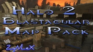 Halo 2 - Blastacular Map Pack