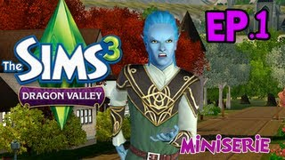 LOS SIMS 3 DRAGON VALLEY | EP.1: QUIERO UN DRAGÓN [MINISERIE-SHOWCASE]