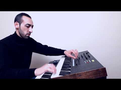 Garik Avetyan - Azgayin Sharan / Armenian Keyboard