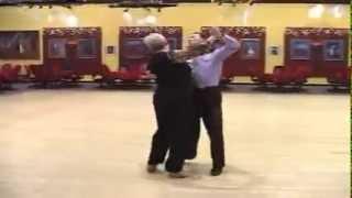 Silver Waltz Routine - Waltz Ballroom Dance Lesson