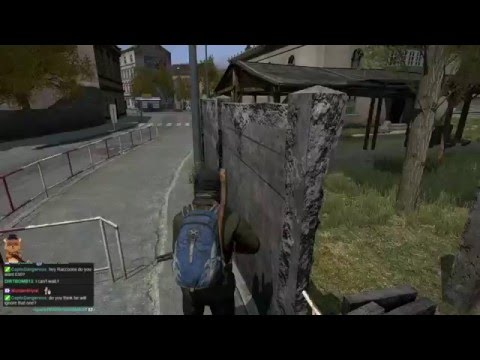 Dayz - Get On The Ground Trade Fest