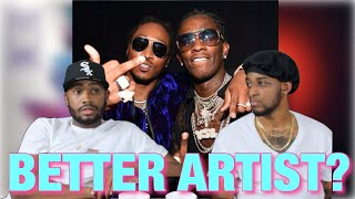 FUTURE VS. YOUNG THUG: WHO'S BETTER? | LET'S DISCUSS