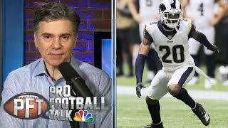 Jalen Ramsey holds leverage in contract talks with Rams   Pro Football Talk   NBC Sports