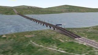 Falcon BMS - Battle for Balkans - Episode 27 - A Damn Fine Bridge