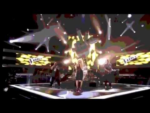 The Voice -  Crazy