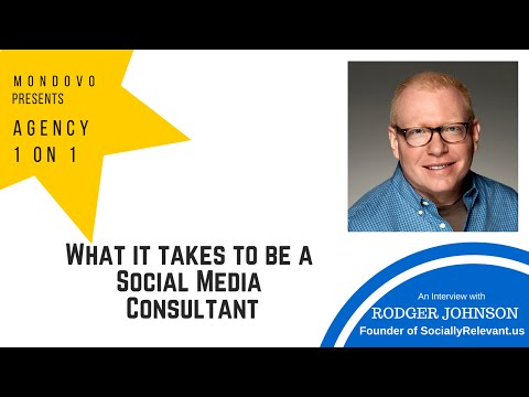 What it takes to be a Social Media Consultant