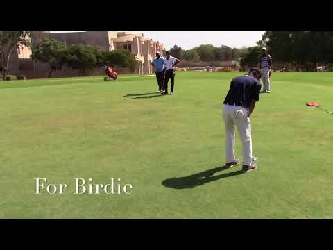 Sindh Junior Golf Open.